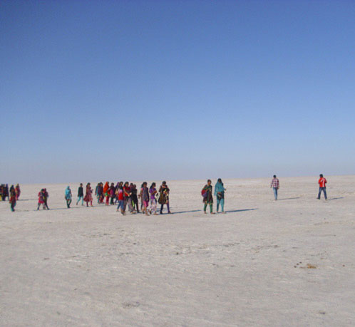 Rann Utsav of Kutch Travels